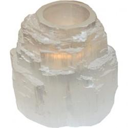 Himalayan Salt tea-light holder