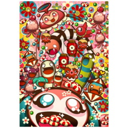 Whimsical World - Print