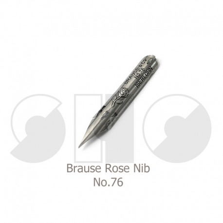 Brause Rose Calligraphy Nibs