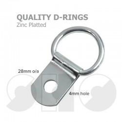 D-Rings (single)