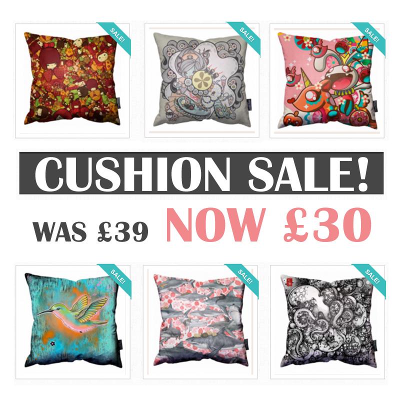 cushion sale